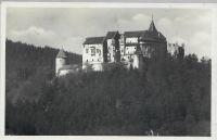 Hrad Pernštejn na Moravě