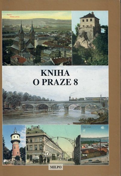 Kniha o Praze 8 - Broncová