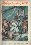 Dobrodružný svět Howard Pease: Zakletá loď, číslo 19.