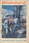 Dobrodružný svět Howard Pease: Zakletá loď, číslo 16.