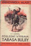 Knihovnička mládí sv. 32 Poslední výprava Tarasa Bulby - Gogol