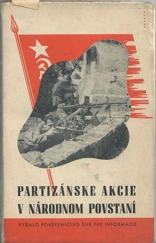 Partizánské akcie v národnom povstání