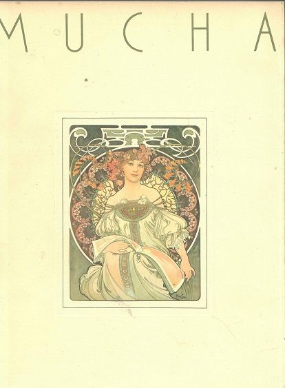 Mucha Alphonse - Catalogue from exhibition in Japan