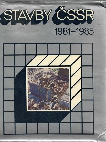 Stavby ČSSR 1981-1985