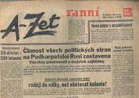 Staré tiskoviny