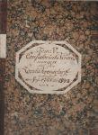 Gubernial Verordnungen Localie Kronsdorf (Krasov) 1788 - 1843