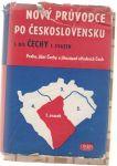 Nový průvodce po Českoslovnesku I. díl Čechy 1. svazek