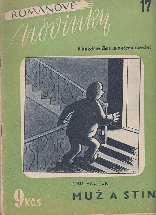 Muž a stín - Vachek