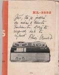 Philips EL-3552 návod