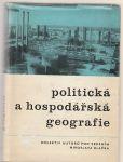Politická a hospodářský geografie