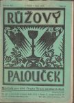 Růžový palouček 2/1934