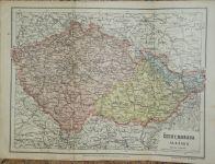 Čechy, Morava a Slezko