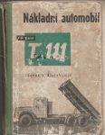 Nákladní automobil T111 - Kleinhampl