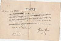 Revers 1905