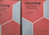 Vitaminy jejich chemie a biochemie 1, 2 - Fragner