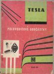 Polovodičové součástky TESLA 1982/83
