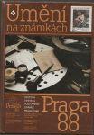 Umění na známkách Praga 88