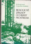 Biologické základy ochrany prostredia - Kovácsová