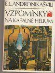 Vzpomínky na kapalné hélium - Andronikašvili