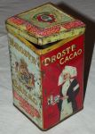 Plechovka Droste Cacao