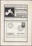 Zpravodaj 1 /6/ ročník 3 prosinec 1991