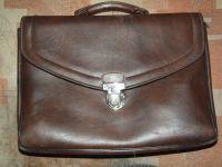 Stará kožená taška