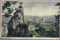 Karlovy Vary - Jelení skok s hotelem Imperial