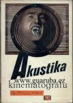 Akustika kinematografu - Slavík