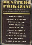 Desatero přikázání deset krátkých románů o Hitlerově válce proti mravnímu zákonu