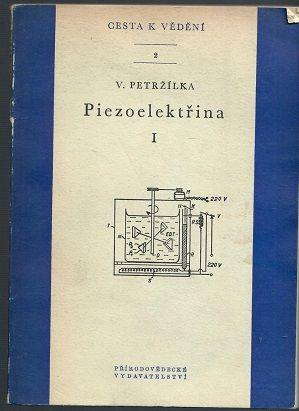 Piezoelektřina I. - Petržílka