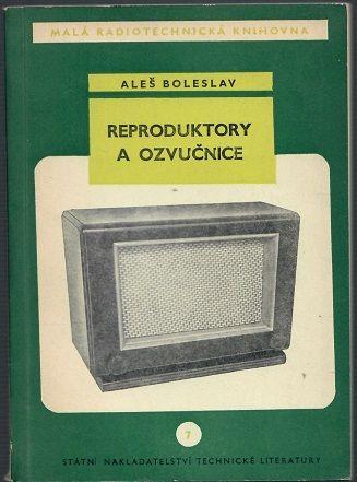 Reproduktory a ozvučnice - Boleslav