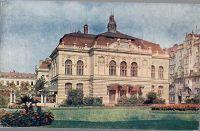 Praha Smíchov Národní dům