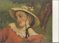 Coubert G.: Selčny  na břehu Seiny