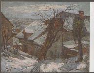 Pohled Josef Krčil: Kutná Hora