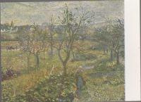 Pissaro C.: Zahrada ve Val Hermé