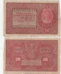 Dwadzieścia marek polskich