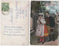 Pohled Prodaná nevěsta