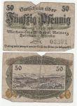 50 Fünfzig Pfennig 1921