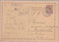 Celina CDV 8 I. 1940 Protektorát
