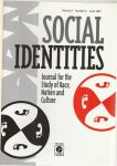 Social identities Volume 3 Number 2 1997