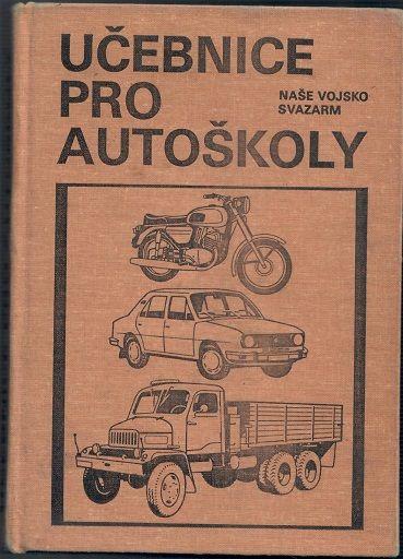 Učebnice pro autoškoly - Bambula