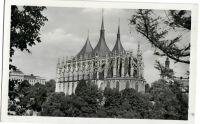Kutná Hora Chrám sv. Barbory