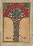50 let Československé sociální demokracie 1872-1922 (il. Z. Burian) - Soukup