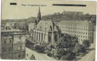 Brno Evangelický kostel