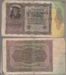 Fünfzigtausend Mark 1922