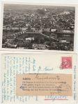 Praha: Celkový pohled Celistvost - zákaz posílání pohlednic 1944