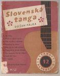 Slovenská tanga