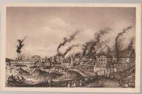Vítkovické železárny v roku 1855-1860