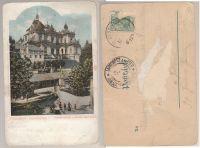 Albendorf - Vambeřice - Poutní chrám a studně Marianské
