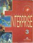 Course book Enterprise 3 Pre-Intermediate - Evans
